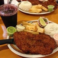 Photo taken at El Rancho Peruvian Restaurant by Drew S. on 12/7/2012