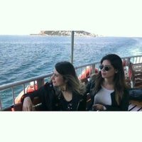 Photo taken at büyük adaya mavi yolculuk by Gamze O. on 4/10/2017