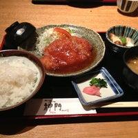 Photo taken at 神門 南船場店 by Yasutaka T. on 7/12/2013