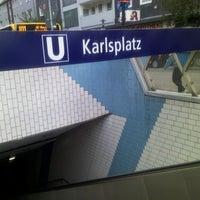 Photo taken at U+H Karlsplatz by Philipp S. on 8/13/2013