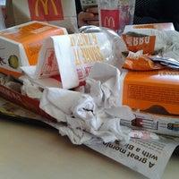 Photo taken at McDonald's by Salmah H. on 11/9/2012