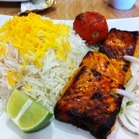 Photo taken at House of Shish Kabob by Chris L. on 8/1/2013