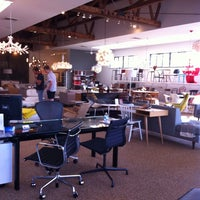 Photo taken at Design Within Reach by Chris L. on 9/2/2013