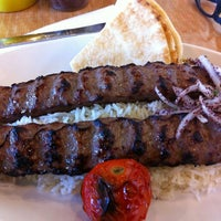 Photo taken at Shish Mediterranean Cuisine - Taste of Istanbul by Chris L. on 11/3/2012