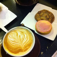 Photo taken at Cafe Demitasse by Chris L. on 3/4/2013