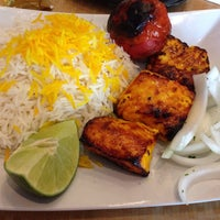 Photo taken at House of Shish Kabob by Chris L. on 8/11/2014
