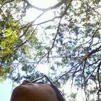 Photo taken at Parque Villas Otoch 1ra Etapa by Mariana V. on 2/23/2013