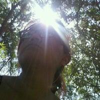 Photo taken at Parque Villas Otoch 1ra Etapa by Mariana V. on 2/16/2013