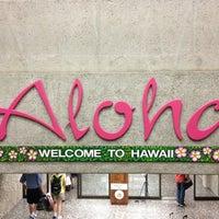 Photo taken at Honolulu International Airport (HNL) by WEA Jr. on 6/9/2013