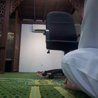 Photo taken at Masjid Al-Hijrah by Naim R. on 12/2/2012