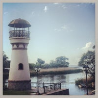 Снимок сделан в Haus am Hafen пользователем Igor D. 6/15/2013