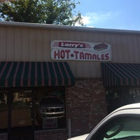 Photo taken at Larry's Hot Tamales by Michael F. on 8/14/2015