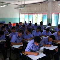 Photo taken at โรงเรียนบ้านหมากแข้ง by Dechsakda T. on 9/17/2012