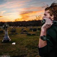 Photo taken at The Alchemists Graveyard by Garrett N. on 2/9/2013