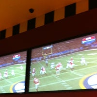 Photo taken at Buffalo Wild Wings by Kimberly S. on 12/1/2012