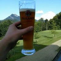 Das Foto wurde bei Sheraton Fuschlsee-Salzburg Hotel Jagdhof von Alex M. am 7/18/2017 aufgenommen
