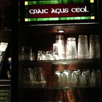 Photo taken at Madra Rua Irish Pub by Lorrie on 1/23/2013