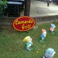 Photo taken at Camarão Grill by Carol P. on 4/21/2013