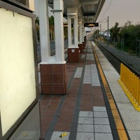 Photo taken at Willow Metro Station by Timothy R. on 7/23/2016