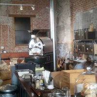 Photo taken at Exo Roast Co. by Howard R. on 3/30/2013