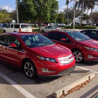 ... Photo Taken At AutoNation Chevrolet Fort Lauderdale By Brett C. On  12/14/ ...