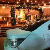 Photo taken at The Regency Hotel Hadyai by Lip.ha-ura on 1/12/2013