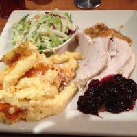 Photo taken at Lawry's Carvery by Stephane P. on 10/13/2012