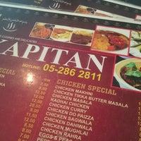 Photo taken at Kapitan Restaurant Falim by Muhammad R. on 9/25/2016