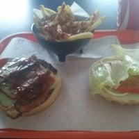 Photo taken at Rock Burger by Agustín R. on 9/27/2013