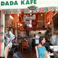 Photo taken at Dada Kafe by Fulya g. on 1/31/2013