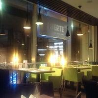 Photo taken at Restauracja Fuerte by Marta R. on 11/23/2013