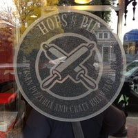 Photo taken at Hops & Pie by John H. on 10/12/2012