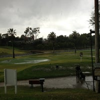 Photo taken at Brea Creek Golf Course by Cycling P. on 12/30/2012