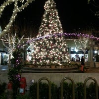 Photo taken at Broadway Plaza by William A. on 12/20/2012