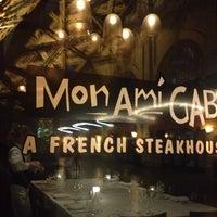 Foto scattata a Mon Ami Gabi da Travis M. il 11/23/2012