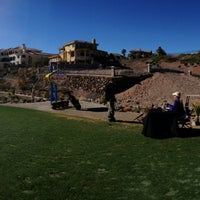 Photo taken at Rio Secco Golf Club by Travis M. on 3/10/2013