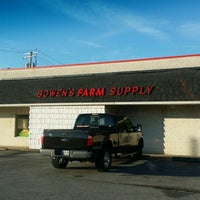 Photo taken at Bowen's Farm Supply by Lewis V. on 9/26/2014