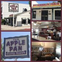 Photo taken at The Apple Pan by Craig on 6/27/2013