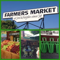 Photo taken at The Original Farmers Market by Craig on 6/27/2013