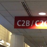 Photo taken at Gate C2B by Craig on 11/30/2012