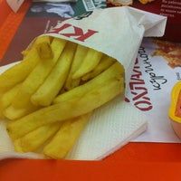 Photo taken at KFC by Foxi on 10/2/2012
