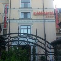 Снимок сделан в Готель «Клеопатра» / Kleopatra Hotel пользователем Yanek S. 6/20/2013
