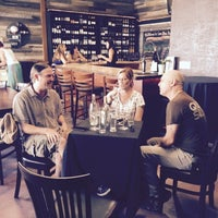 Photo taken at Cava Wine Bar by Carmela D. on 8/1/2015