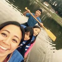 Photo taken at Lake Accotink Park by Mel N. on 9/29/2014