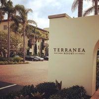 Photo taken at Terranea Resort by Zeus C. on 3/19/2013