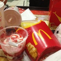 Photo taken at McDonald's by Sahar on 3/20/2013