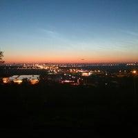 Снимок сделан в Пулковские высоты пользователем Roman V. 6/15/2013
