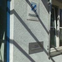 Photo taken at Finanzamt Landsberg by Yasmina R. on 4/15/2013