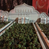 Photo taken at Erbakan Ailesi Kabristanlığı by Erhan on 2/27/2018