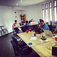 Photo taken at Hackerspace by Yohan T. on 6/17/2015